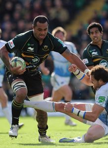 Samu Manoa saints v glasgow