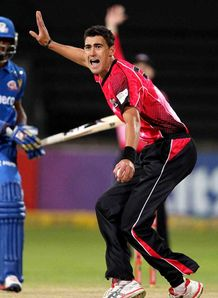 Sydney Sixers beat Mumbai Indians in the Champions League Twenty20