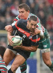 Luke McAlister Toulouse v Tigers