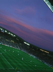 view of the Stade de la Beaujoire
