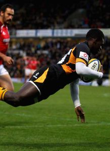 Wasps wings earn Christian Wade and Tom Varndell coaches' praise