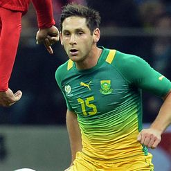 Furman: Has excelled for Bafana Bafana