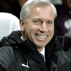 Pardew: Backs Rodgers to succeed