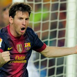 Messi: Central to Barca success