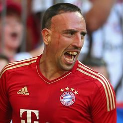 Ribery: Surprised by Gunners&#39; showing