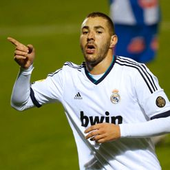 Benzema: Back in the mix