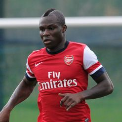Frimpong: Seeking first-team football