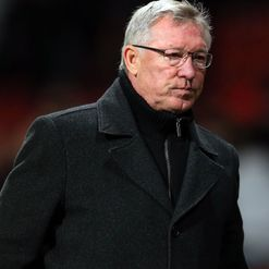 Ferguson: Happy with his squad