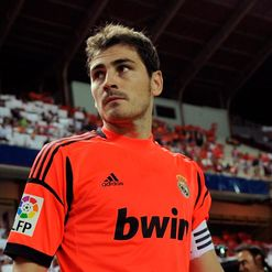 Casillas: Covets European glory