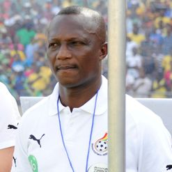 Appiah: Wants more from Ghana