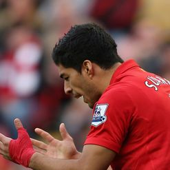Suarez: Would never deceive the ref...
