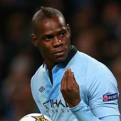 Balotelli: Peripheral figure