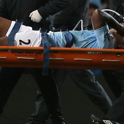 Richards: Serious knee injury