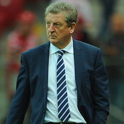 Hodgson: Hampered by injury