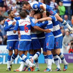 Reading celebrate the win