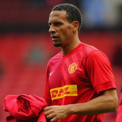 Ferdinand: Lashes out at UEFA