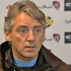 Mancini: The boss