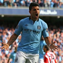 Aguero: Backs title retention