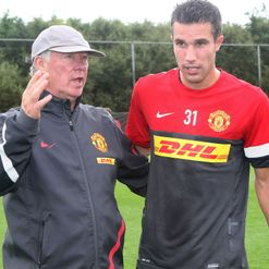 Fergie &amp; RvP: Working magic