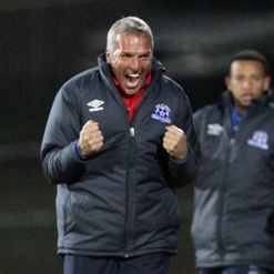 Middendorp: Overjoyed