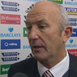 Tony Pulis: The result was more important than the performance