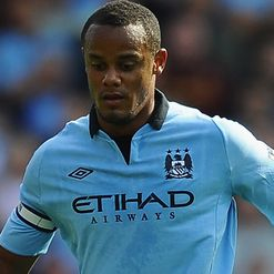 Kompany: Calf injury