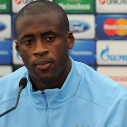 Toure: Super rich