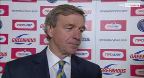 Shrewsbury defeat Saddlers