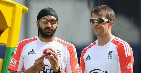 Panesar & Swann: Bumble would be happy to see both players start against India