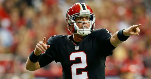 A+ performance: Matt Ryan's Atlanta Falcons