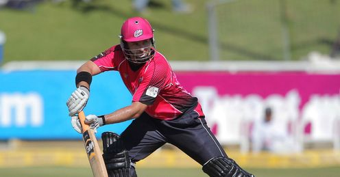 Michael Lumb Sydney Sixers v Yorkshire Champions League Twenty20 Newlands Cape Town