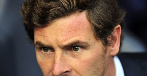 Andre Villas Boas Tottenham Hotspur Chelsea Premier League
