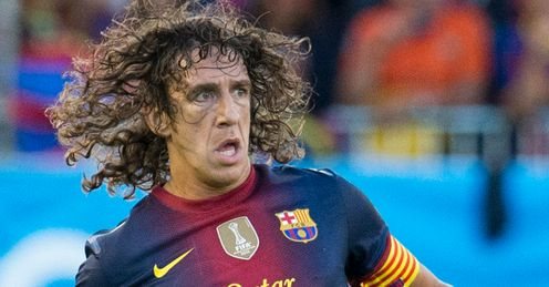 Milan rule out Puyol signing