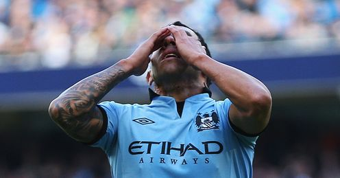 Carlos Tevez: had his four-week fine reduced to two after the PFA's intervention