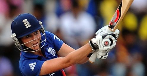 Charlotte Edwards: now the leading run-scorer in women's one-day internationals