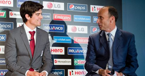 Alastair Cook: needs to ensure England hit the ground running, says Nass