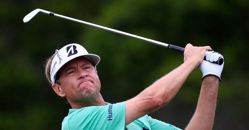 Davis Love III: Neck injury