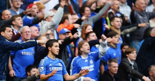 On his knees?: Will Hazard fade as the season draws on?