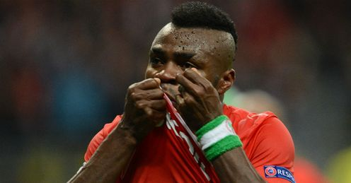 Champions League: Emmanuel Emenike