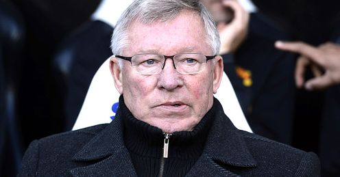 Ferguson: has suffered defensive woes this season