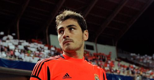 Casillas: not seeing things Mourinho&#39;s way