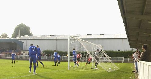 Imber Court: the Met Police&#39;s home ground - that hosts an FA Cup first round tie this weekend.