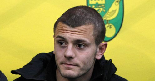 Jack Wilshere Arsenal Norwich City Premier Leaguie