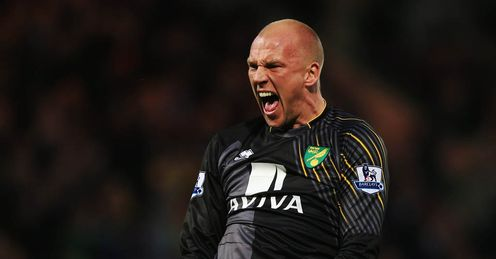 John Ruddy Arsenal Norwich City Premier League
