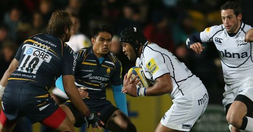 Johnny Leota of Sale Sharks