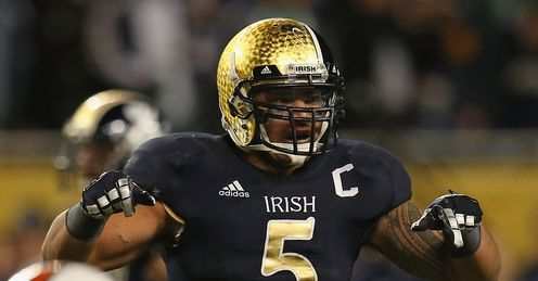 Manti Te'o: the linebacker has what it takes for pro level, says Alex