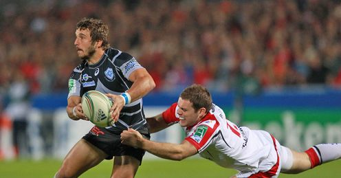 Marc Andreu Paddy Wallace Ulster v Castres