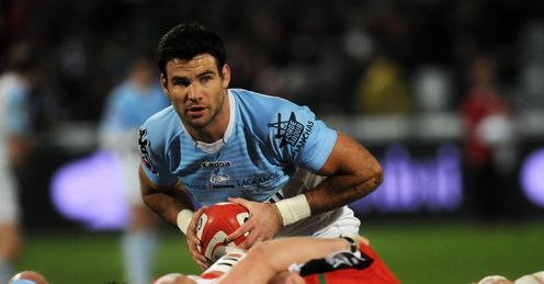 Mike Phillips Bayonne v Biarritz T14 2011