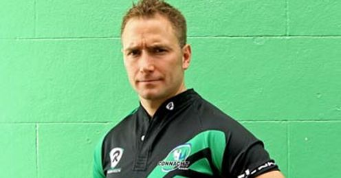 Dan Parks - Connacht