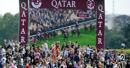 Prix de l'Arc de Triomphe: one of the biggest races on the calendar